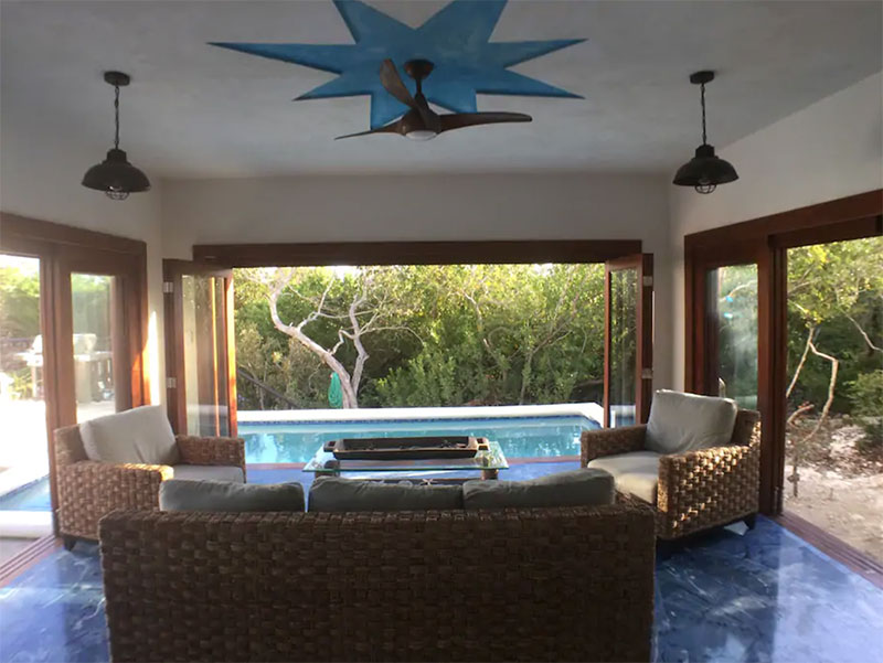 rental home in turks and caicos